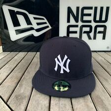 New Era 59FIFTY New York Yankees On-Field Fitted Hat Navy/White/BLACK Bottom