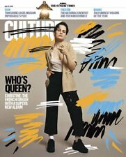 UK Culture Mag July 2018: CHRISTINE AND THE QUEENS Stefano Massini ANGIE THOMAS