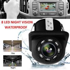 Car Rear View Camera Full HD CCD IP67 8 LED Night Vision Back Cam Monitor Backup