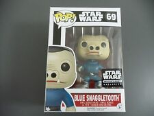 FUNKO POP SMUGGLER'S BOUNTY BLUE SNAGGLETOOTH CHASE VARIANT #69