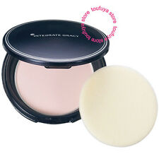 New Shiseido INTEGRATE GRACY Translucent Pressed Powder With Compact SPF10 PA++