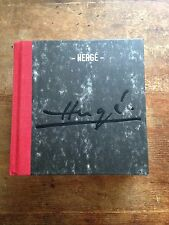 book Centenaire naissance Hergé 2006 centre pompidou 1043 pages