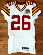 2007 HOME SICK CLINTON PORTIS GAME ISSUED GAME USED JERSEY REDSKINS PLEASE READ