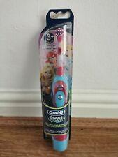 Braun Oral-B Stages Advance Power Kids Girl Disney Princess Battery Toothbrush