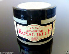 RAW100% unprocessed fresh Royal Jelly mineral vitamin fertility immune honey bee