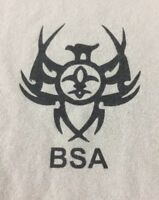 Boy Scouts Bsa Medium T Shirt Tan