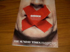 March Sunday Times Weekly Film & TV Magazines
