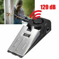 1 X DOOR STOP ALARM Home Travel Wireless Security System Portable Alert Burglar