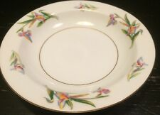 Antique Viceroy China Japan Dunsmuir Dinnerware Soup Bowl Plate