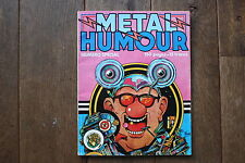 METAL HUMOUR SPECIAL/1979/TBE/MARGERIN ETC..