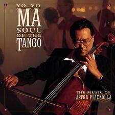 Yo-Yo Ma Soul of the tango-The music of Astor Piazzolla (1997)  [CD]