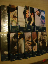 OPERA COMPLETA IN 11 DVD François TRUFFAUT COLLECTION L'AMORE FUGGE BACI RUBATI