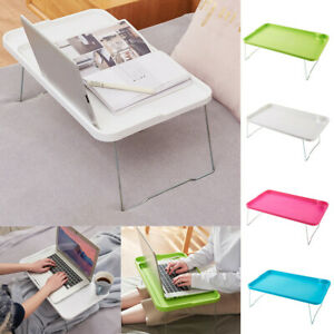 Bed Laptop Table Desk Lazy Small Table Student Dormitory Table Folding Table 1PC