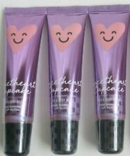 Bath And Body Works Shimmer Lip Gloss - Sweetheart Cupcake~New & Sealed~3 Pack
