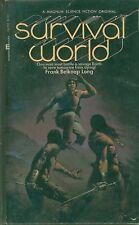 SURVIVAL WORLD  by Frank Belknap Long