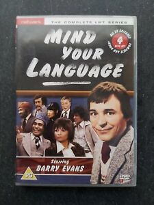 classic MIND YOUR LANGUAGE - COMPLETE SERIES DVD - UK - Fast/Free Posting