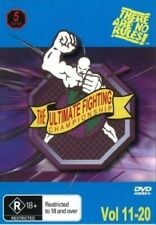 ULTIMATE FIGHTING CHAMPIONSHIP VOLUME 11-20 - UFC DVD BRAND NEW & SEALED