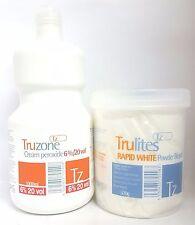 Truzone Professional Cream Peroxide 6 20vol 1litre Great Value
