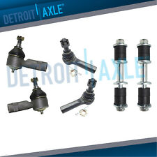 For 2000-2004 Nissan Xterra Tie Rod End Front API 94847PS 2001 2002 2003