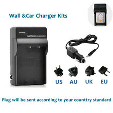 NP-BN1 Battery Charger kits for SONY Cyber-shot Camera NPBN1 N TYPE AC&DC