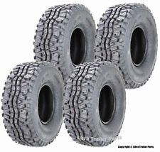 Set of 4 ATV UTV tires 24x9-10 24X9X10 Front & 24x11-10 24X11X10  Rear 6PR
