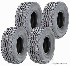 Set of 4 Atv Utv tires 24x9-10 24X9X10 Front & 24x11-10 24X11X10 Rear 6Pr