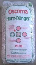 Oscorna Horn-Dünger, Hornspäne organ. Biodünger mittlere Körnung, 4-7 mm 25 kg