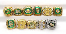 11 Pcs ​Edmonton Eskimos Grey Cup Championship Ring Great Gift !!