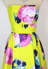 Windsor USA Grand Formal Prom Evening Junior Dress Cocktail Size 3 Lime $180