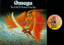 LP--OMEGA THE HALL OF FLOATERS IN THE SKY // 26009007  BACILLUS