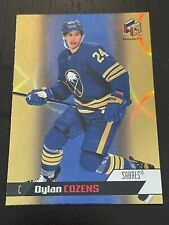 New listing 2020-21 UPPER DECK EXTENDED HoloGrFx Rookies HG-2 Dylan Cozens - GOLD