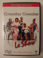 GRANDES GUEULES - DVD - REGION 1 - FRENCH ONLY