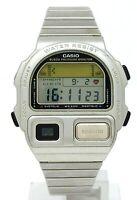 Orologio Casio BP-100 aluminium very rare watch unique reloj unobtainable clock