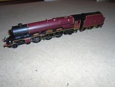 The Royal Train LMS Princess Elizabeth 6201 Locomotive for Hornby OO Gauge Sets