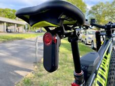 MagCAD Garmin Varia GoPro Saddle Mount - Cycling 3D Printed