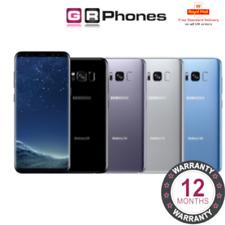 Samsung Galaxy S8 64GB Blue Black Silver Grey Unlocked Sim Free Smartphone