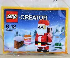 Lego Creator Jolly Santa 30478 Christmas Polybag NEW