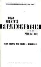 DEAN KOONTZ'S FRANKENSTEIN 1 PRODIGAL SON - VERY RARE PROOF 2005