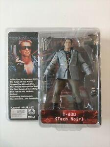 Neca Action Figur The Terminator T-800 Tech Noir