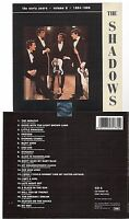 THE SHADOWS the early years volume 6 CD ALBUM pressing 1991