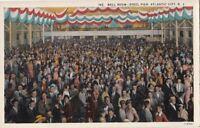 Postcard Ball Room Steel Pier Atlantic City NJ