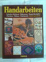 Die große Enzyklopädie Handarbeiten leicht gemacht Band 2, Fachbuch 1982