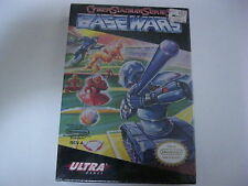 Base Wars Cyber Stadium Series NES Nintento Factory Sealed game new