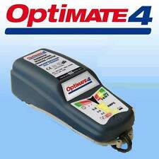 OPTIMATE 4 BATTERY CHARGER FOR YAMAHA MT125 MT03 MT07 MT09 MT10 FAZER YZF FZS