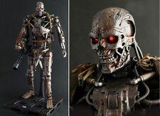 Hottoys: Terminator: T-600 ENDOSKELETON figure - RARE (mcfarlane/neca/t-800)