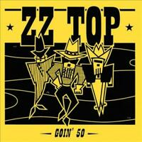 ZZ TOP - GOIN' 50 USED - VERY GOOD CD