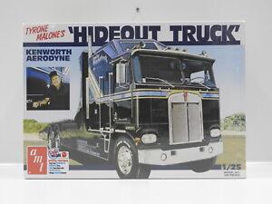 "1:25 Kenworth Aerodyne - Tyrone Malone's ""Hideout Truck"" AMT AMT1158"