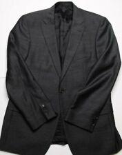 RECENT Hugo Boss Pasini2 Black Nailhead 100% Italian Wool Mens Blazer 40R