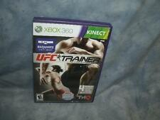 UFC Personal Trainer: The Ultimate Fitness System ( Xbox 360 Kinect, 2011)