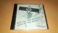 Shark Island - July 14, 1989 Bastille Day Alive At The Whiskey Rare Promo CD AOR